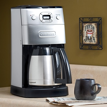 Cuisinart DGB-650BC Grind and Brew Thermal Automatic Coffee Maker