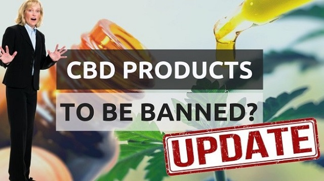 Health Department Banning CBD